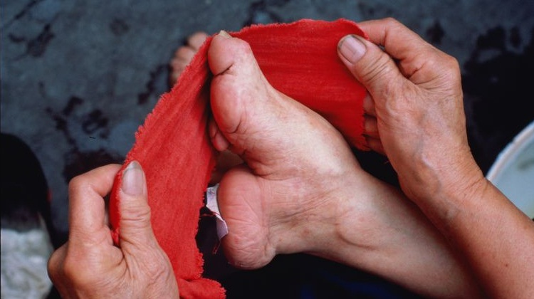 Foot Binding Was A Symbol Of Status Modesty And Moral Virtue
